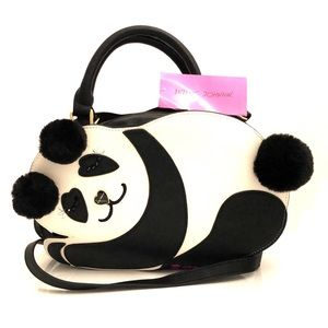 BETSEY JOHNSON Panda Kitsch Crossbody Bag